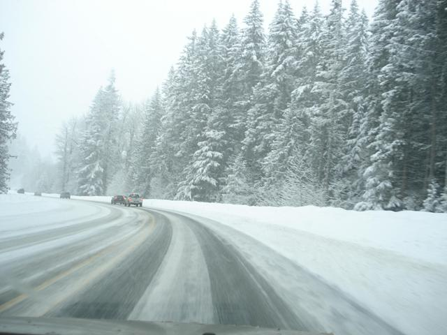 Conducción en circunstancias climatológicas  adversas.