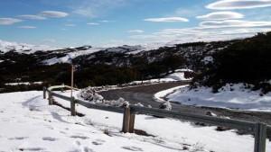 carretera nevada. fuente morguefile