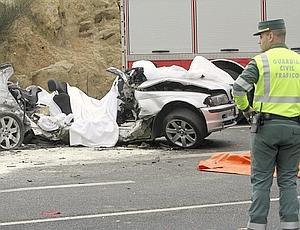 Enero se cierra con 88 fallecidos en nuestras carreteras.