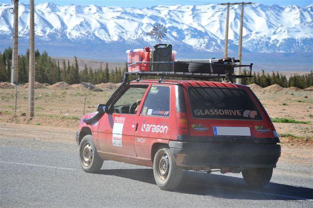 Rally Clásicos del Atlas, algo más que un Rally