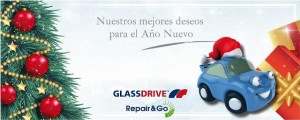 Felicitacion Navidad Glassdrive y Repair