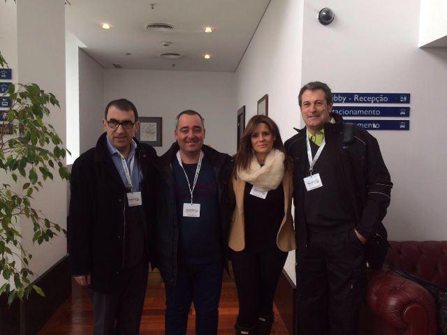 Presentación de Repair&Go en Portugal