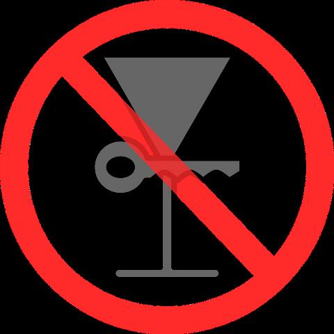 Incremento de los controles de alcohol y drogas del 6 al 12 de junio