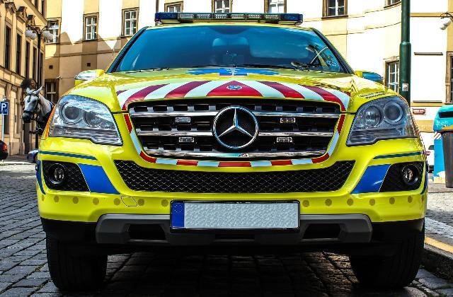 Las ambulancias suecas podrán controlar tu radio