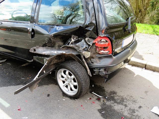Como actuar en caso de accidente, PAS