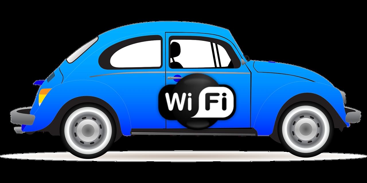 Wifi en el coche