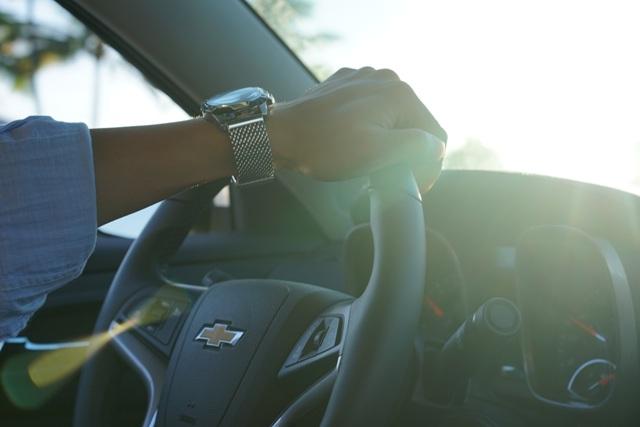 Vicios posturales a la hora de conducir