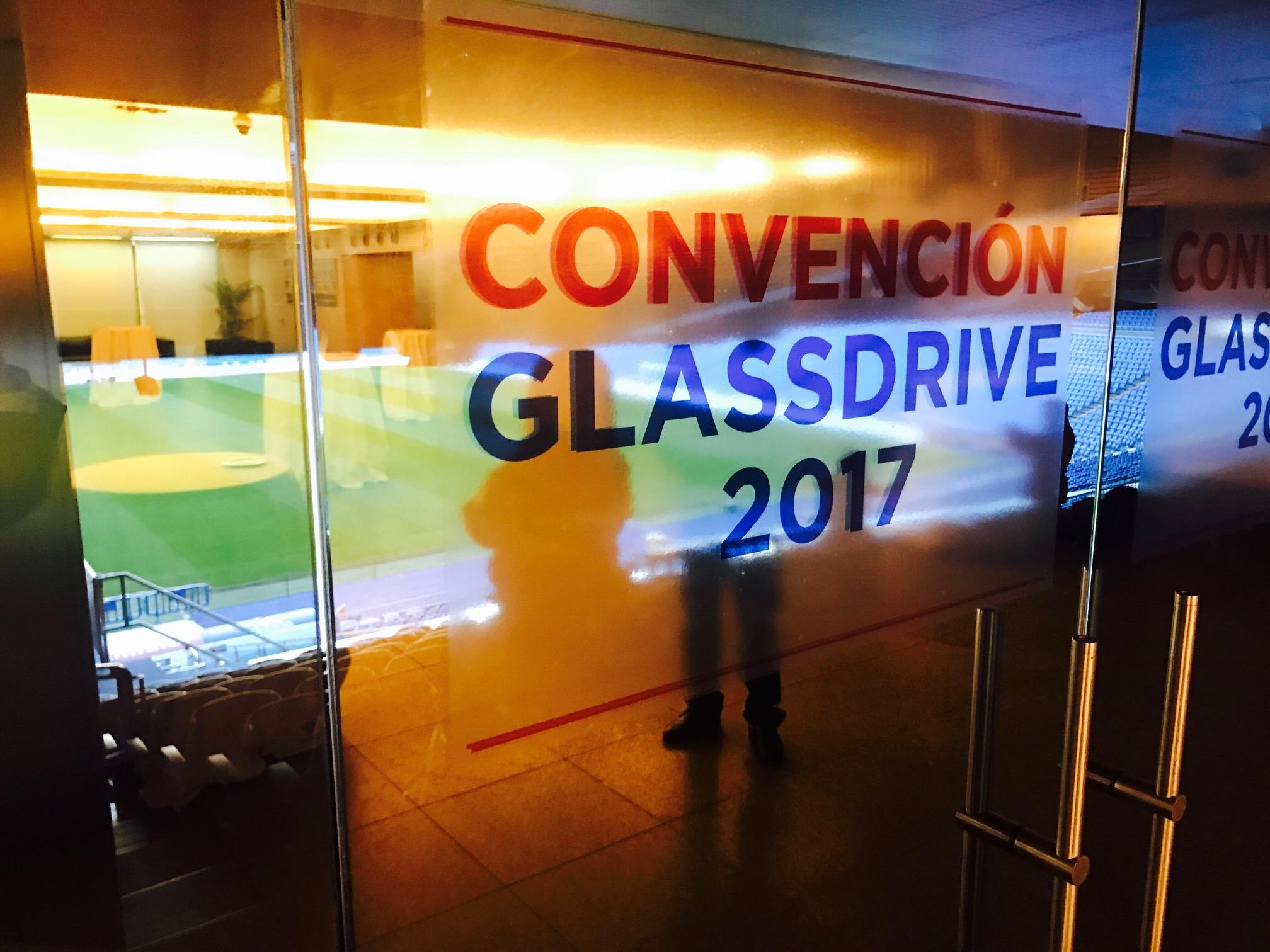 Convención Anual GlassDrive 2017