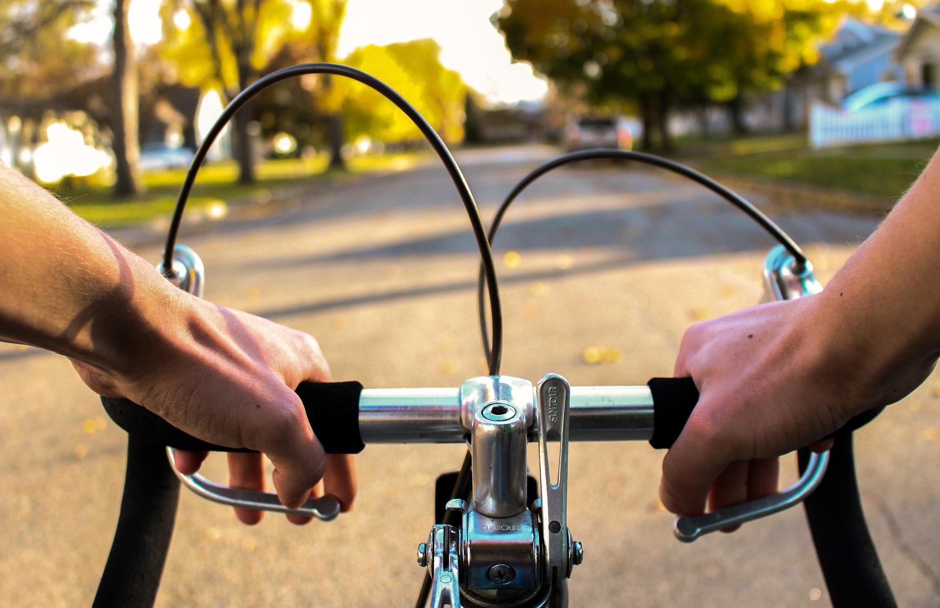Señalización dinámica de ciclistas